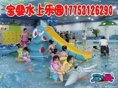 四季恆溫儿童水上樂園遊樂設施