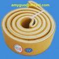 600 ℃ Heat Resistance PBO+Kevlar Conveyor/ Endless Belt For Aluminium Extrusion