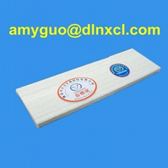 180 ℃ Polyester Pad / Strip for Aluminium Extrusion Industry