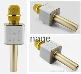 Karaoke speaker Bluetooth Microphone for singing 1