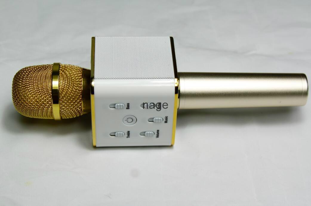 Karaoke speaker Bluetooth Microphone for singing 2