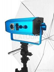 Latour 100W Aluminium Alloy CRI95+ COB LED Light with Lambency Umbrella Photo LE