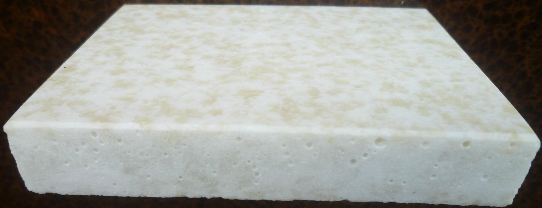 流沙白通體微晶石大板佛山生產製造商 2