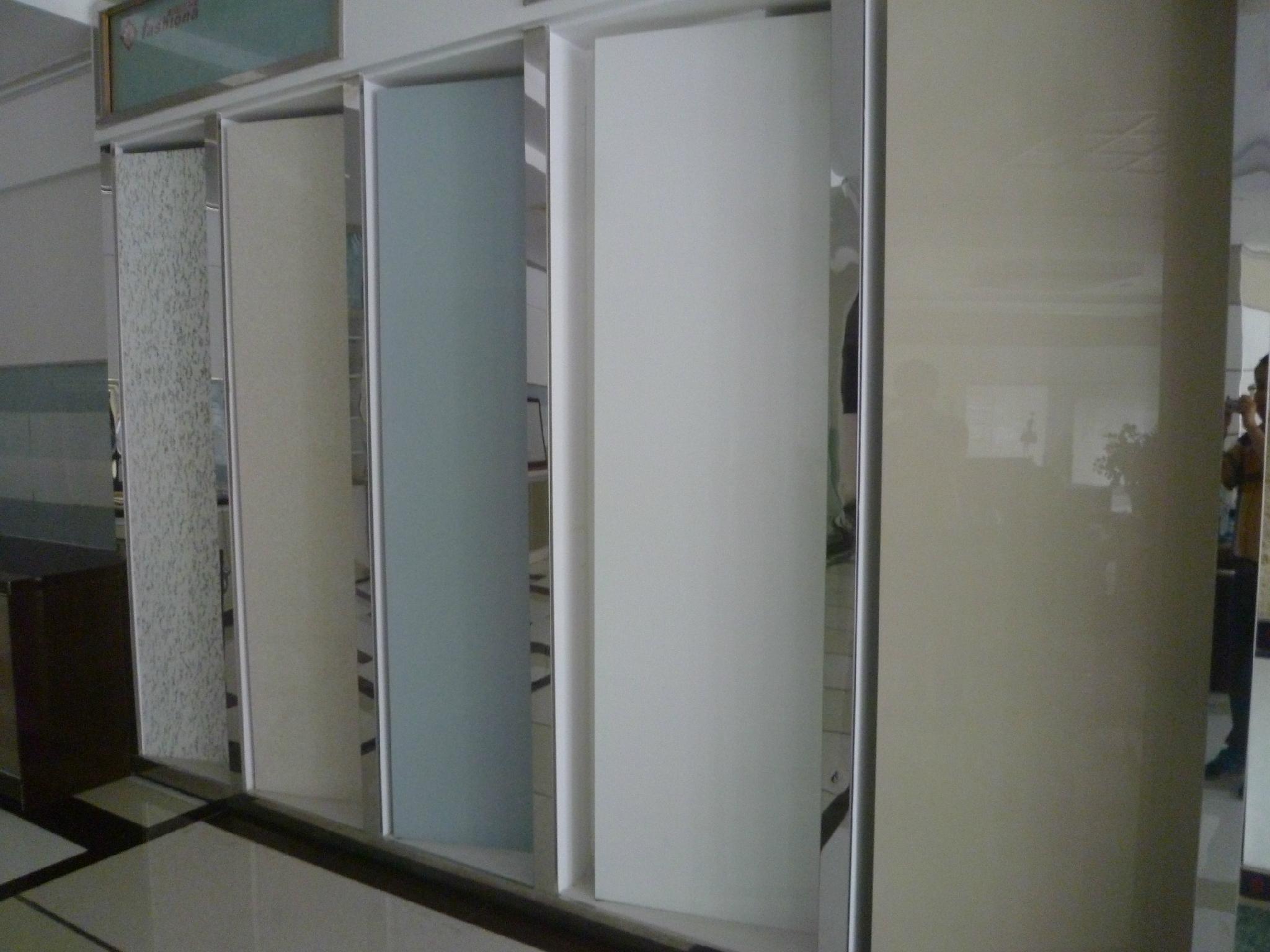 冰晶翡翠白玉通體微晶石大板 4