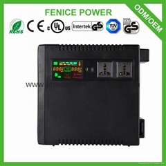 modified sine wave solar inverter with solar charger controller