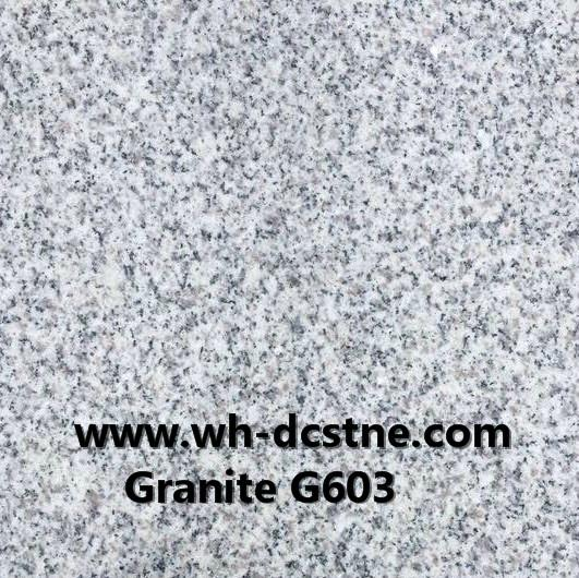 Supply Granite G603 Tiles directly from factory 1