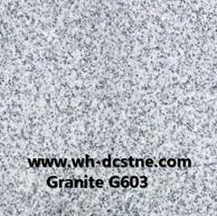Supply Granite G603 Tiles directly from factory