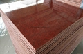 lowest price china red granite g603 and