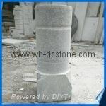 outdoor house granite pillars designs