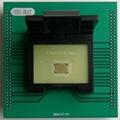 FBGA137 FBGA137P Test socket adapter for