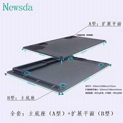 Multi-function Silica gel Mat Heat Insulated Pad maintenance platform
