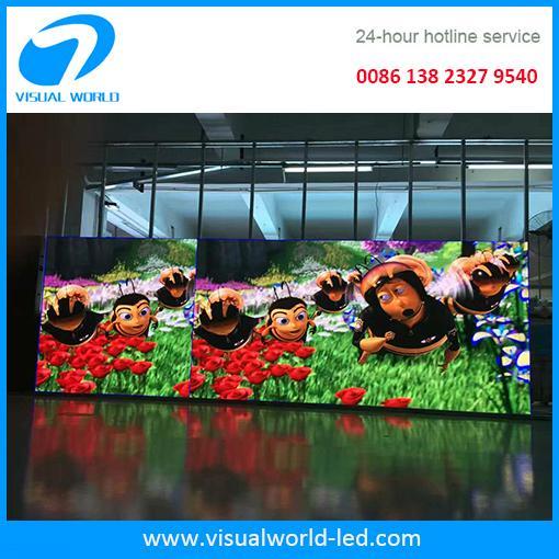 Indoor P3.91 Rental LED Displays 1