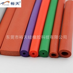 硅膠發泡管 發泡硅膠管生產廠家