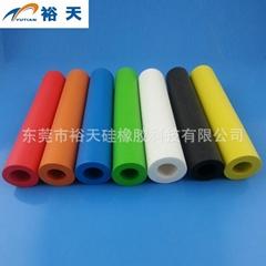 環保耐高溫硅膠發泡管可定製