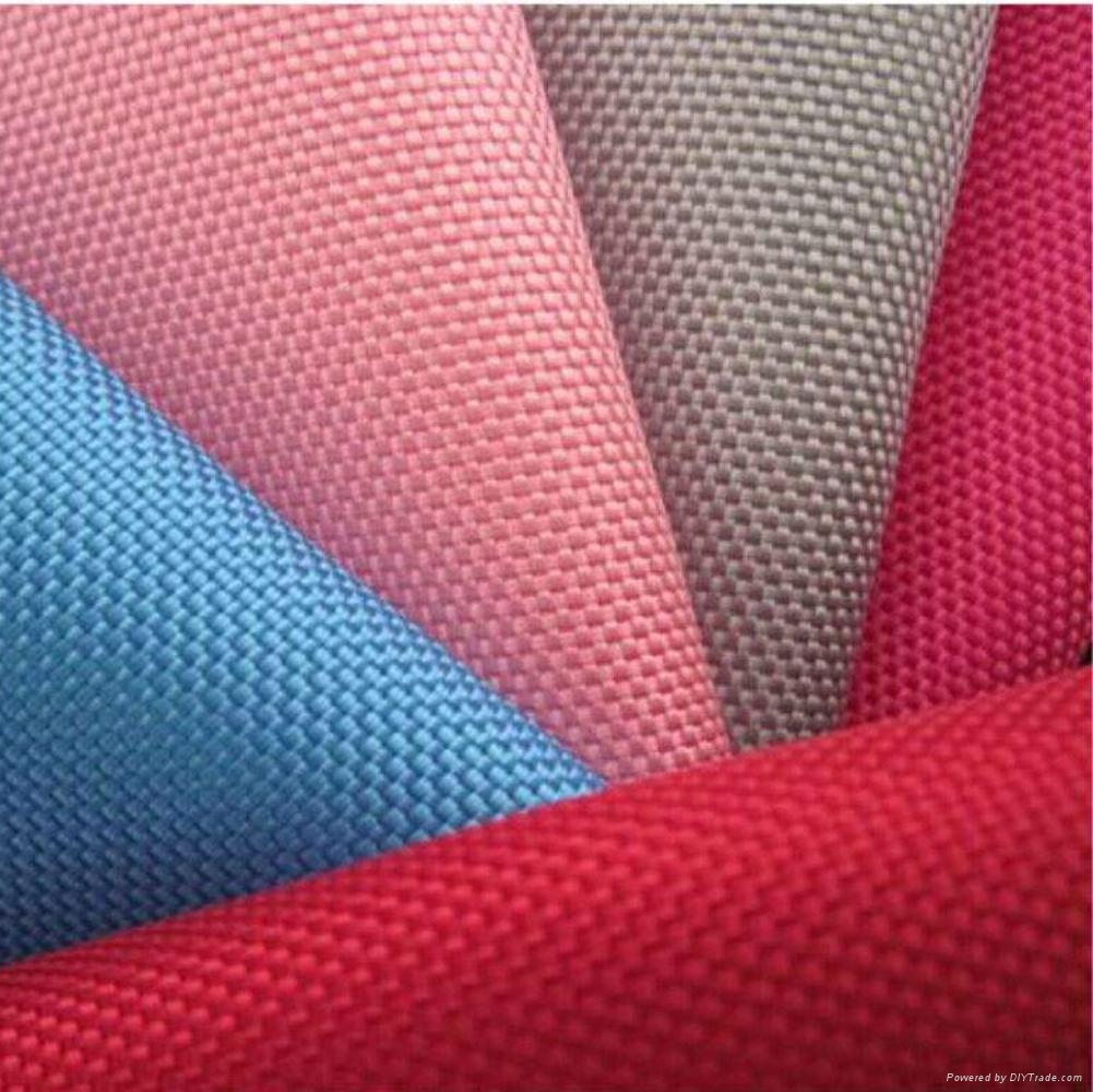 Oxford Fabric 600D Polyester PVC PU Coating 3