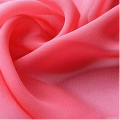 50D Polyester Dubai Chiffon Fabric Wholesale Chiffon Fabric