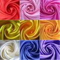 Polyester Wholesale Satin Fabric For