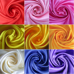 Polyester Wholesale Satin Fabric For Clothing Fabric