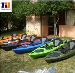 Ningbo huanhai marine buoy co ltd china manufacturer for Used fishing kayak sale