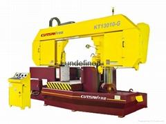 卡特森模具鋼專用大型雙柱立式帶鋸床KT13010-G