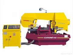 卡特森角度数控带锯床KT4135-X