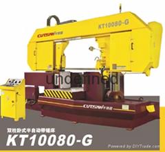 模具钢专用带锯床卡特森KT10080-G