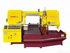 卡特森半自动立柱带锯床KT9050-G