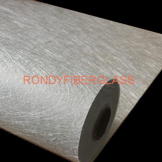 E-glass fiberglass chopped strand mat 2