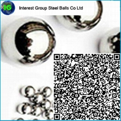 Stainless Steel Ball Precision balls for