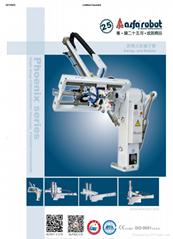 PHOENIX SERIES-SWING-ARM ROBOTS