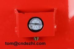 Pressurized Vertical Expansion Tank Bladder Style Pressure Vessel