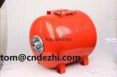 Bladder Style Horizontal Expansion Tank Pressure Vessel