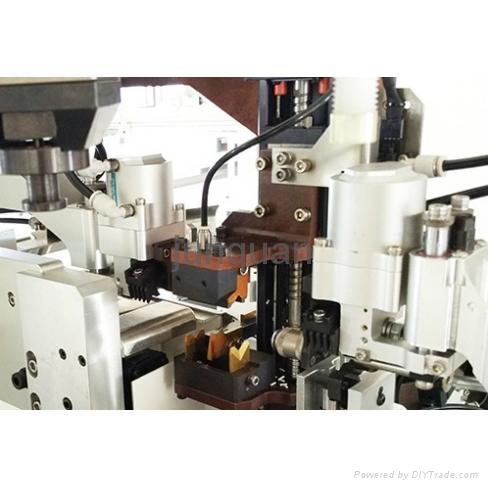 全自动端子压接机 4