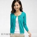 東莞工廠外貿毛衣加工簡約針織衫 3