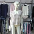 夏款短袖毛衣針織衫貼牌加工 2