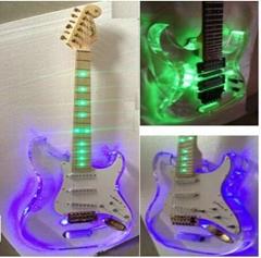 Wholesale 41 inch guitar on sale online acoustic Acrylic guitar