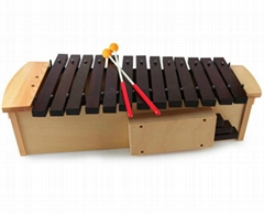 popular wooden hand xylophone Metallophone