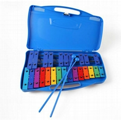Intelligence musical instrument cartoon xylophone
