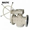 ASTM A216 WCB Pressure Balanced