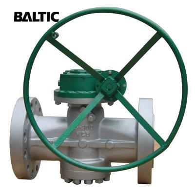 Pressure Balanced Plug Va  e 1