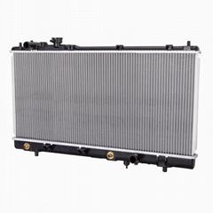 Hot Sale Aluminum Plastic Auto Radiator for Mazda 323 Fml 2003 MT