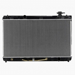 Car Engine Parts Radiator for Toyota Camry MT