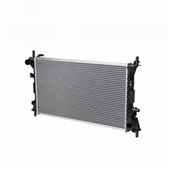 Car Auto Cooling Aluminum Plastic Radiator for Ford Focus OEM YS4Z8005AA