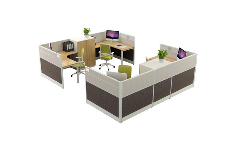 Flexibility-Office Workstation 1