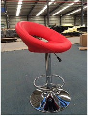 Home design rubber ring bar stool high end office furniture