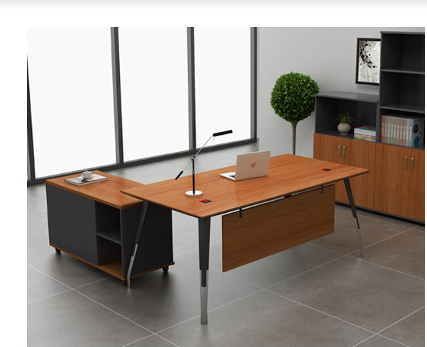 Middle end cheap metal office desk 1