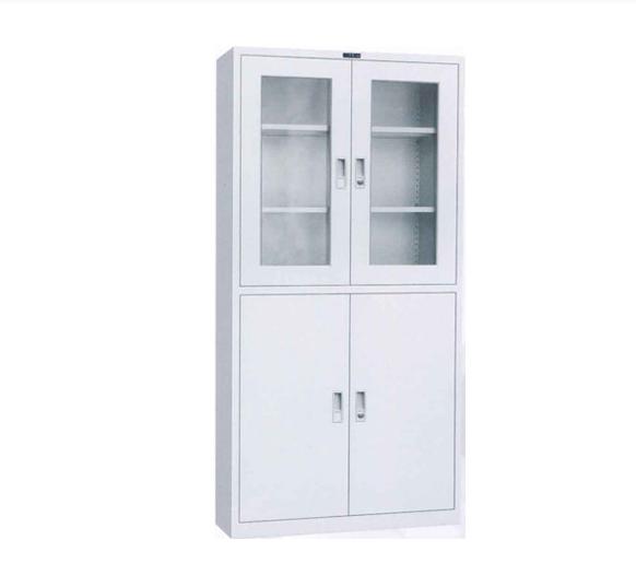 MFC adjustable steel bookcase steel bookcas 2