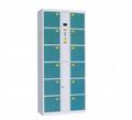 MFC adjustable steel bookcase steel bookcas 3