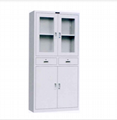 MFC adjustable steel bookcase steel bookcas 4