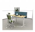OEM executive glass office desk,executive office desk 3